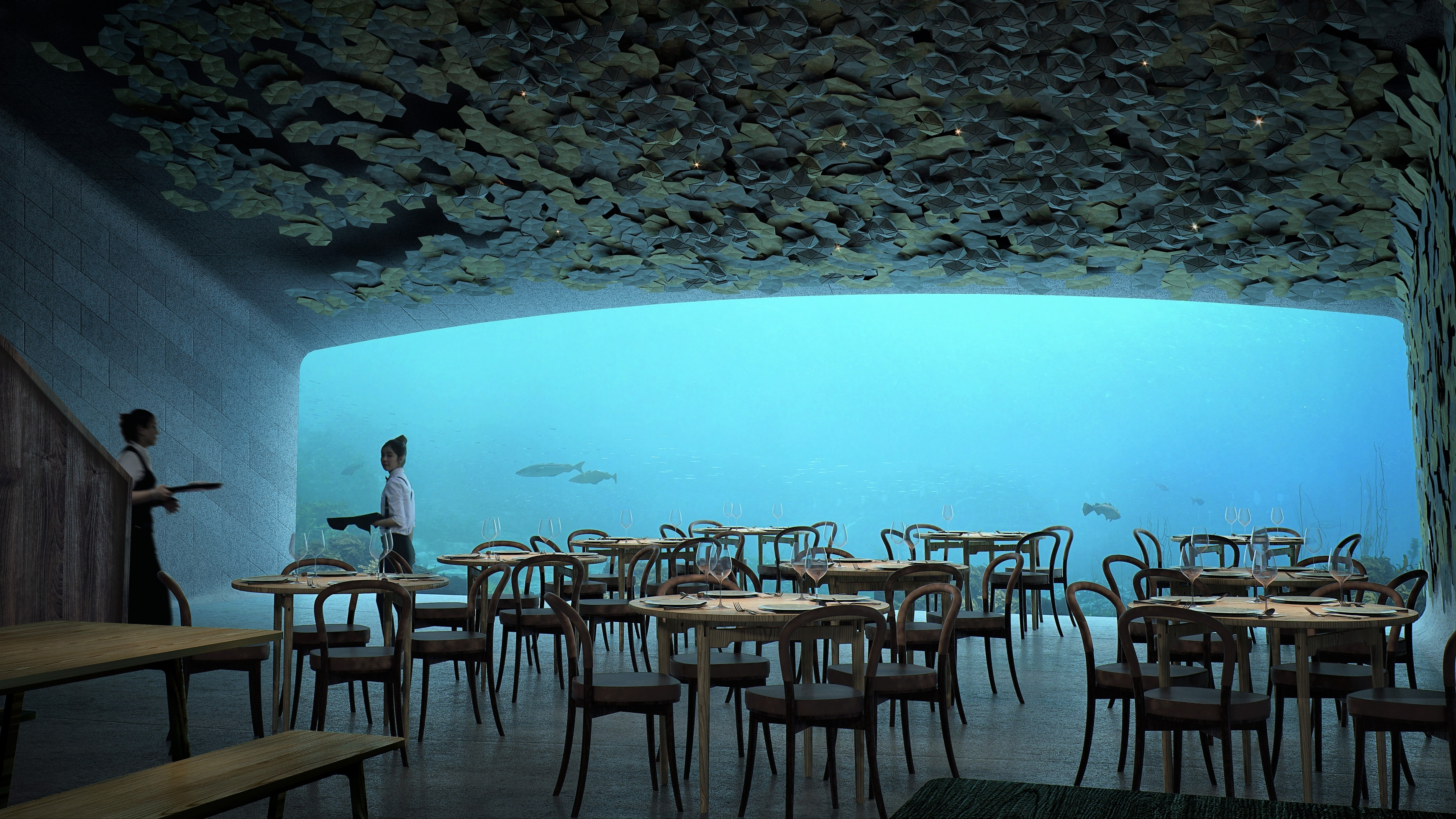 1_Inside-underwater-restaurant-Under-Lindesnes-Southern-Norway