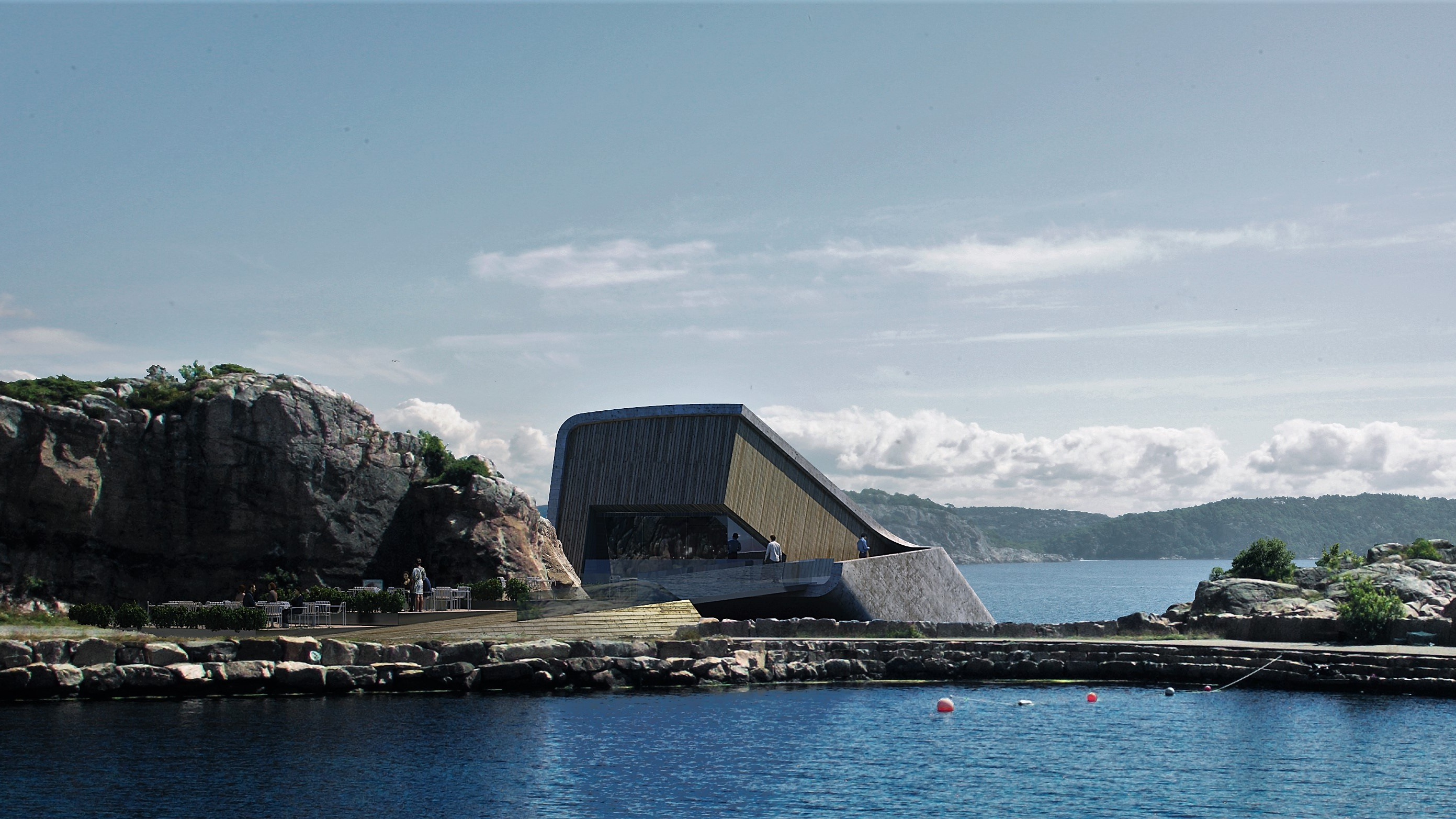 3_Underwater-restaurant-Under-from-land-Lindesnes-Southern-Norway